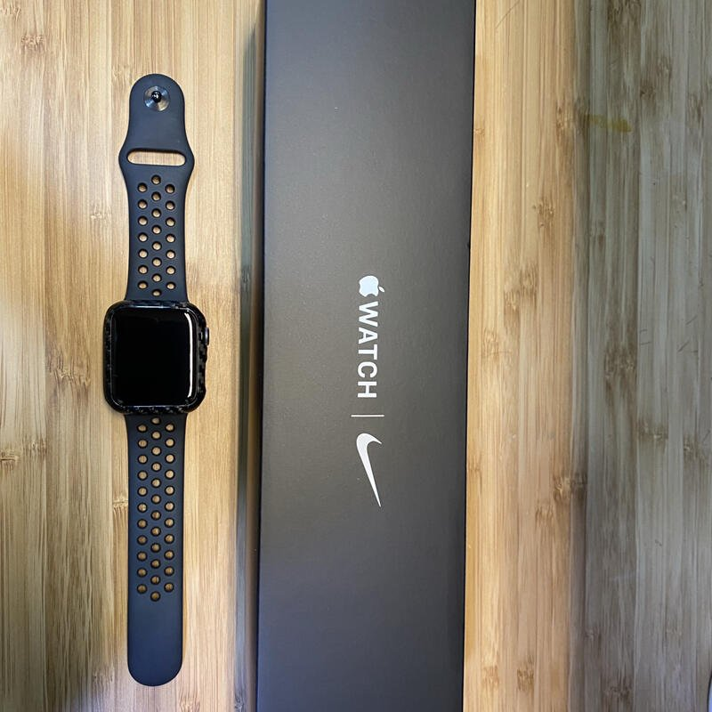 【Apple 蘋果】Apple Watch Nike+ Series 5 GPS 44mm 二手極新 2020.6.24