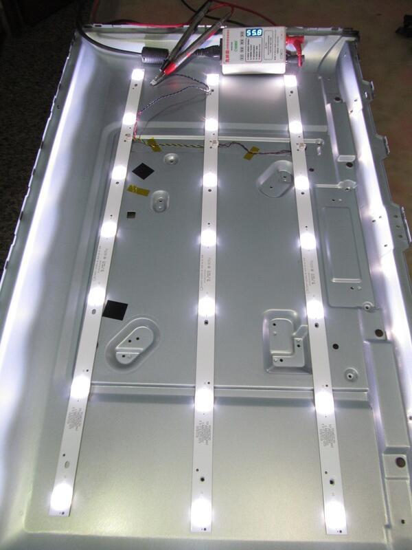 拆機良品 東元  TECO TL32K1TRE 液晶電視 燈條一台份  NO.126