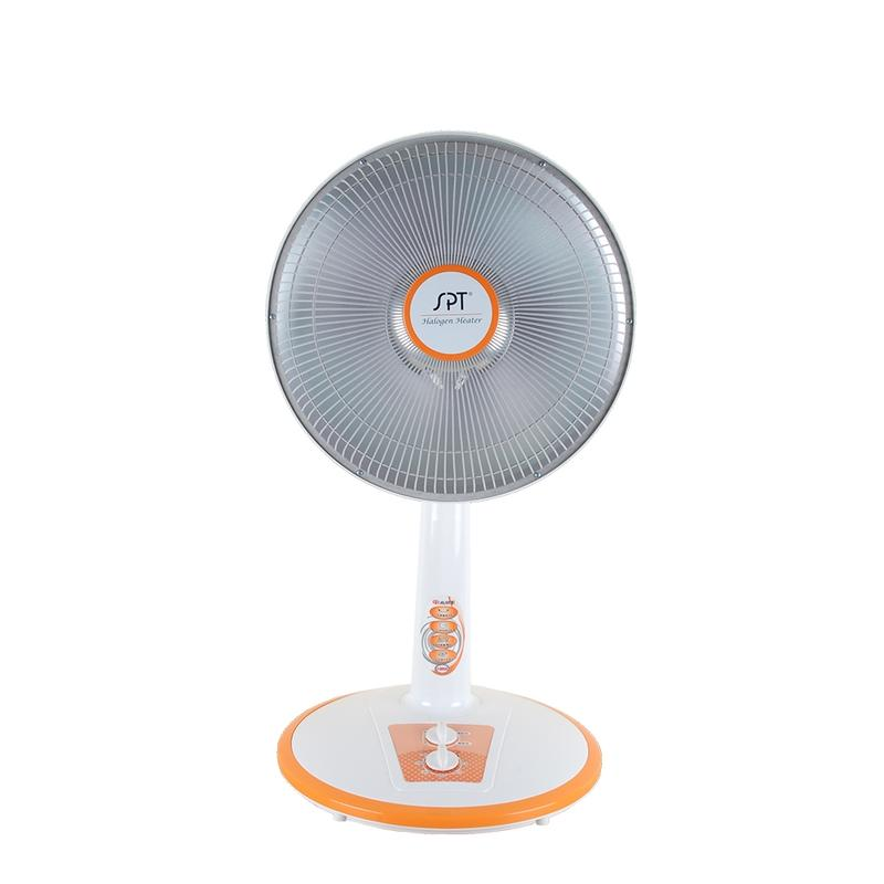 尚朋堂 40cm鹵素定時電暖器SH-8866T