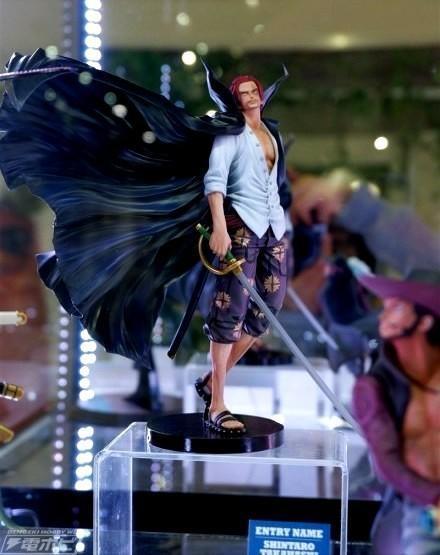 正版 海賊王 公仔 航海王 景品 BWFC 世界大賽 紅髮傑克 香克斯 造形王 頂上決戰 pop一番賞 ZERO MSP