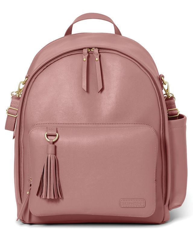 [預購/代購] Skip Hop Greenwich Backpack(DUSTY ROSE)媽媽包 後背包 尿布 推車