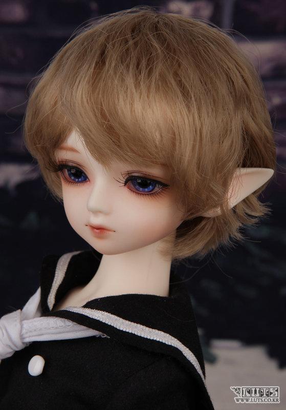 (=∩_∩=) 1/4小娃 LUTS 2013 SUMMER EVENT Kid Delf Head