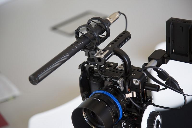 造韻樂器音響- JU-MUSIC - 全新 RODE NTG4+ 槍型 指向性 電容 麥克風 直播