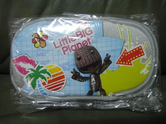 歐仔影音館-賣全新 PSP週邊 小小大星球 保護套+十字鈕/直購價300元