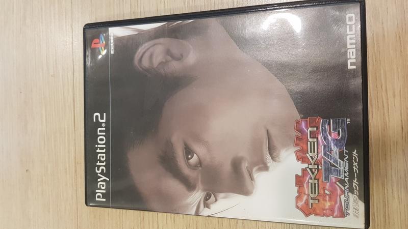 PS2 鐵拳TT