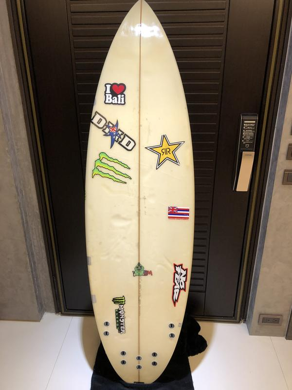 DHD MONSTER衝浪板 - 2手狀況良好機會難得!!