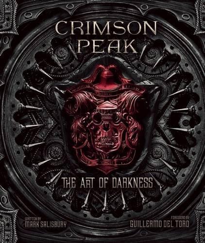 【布魯樂】《絕版品代尋》[美版書籍]《猩紅山峰》美術設定集Crimson Peak (9781608875689)