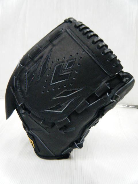 新莊新太陽 ZETT BPGT-35SP2301 獨家製 棒壘手套 造型 單片檔 A級 硬式 牛皮 投手 黑 特3600