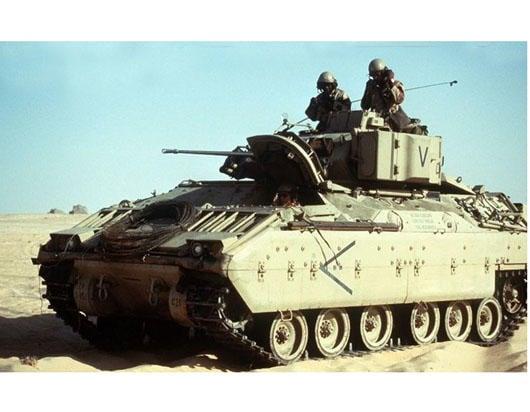 現貨 1/72 TRUMPETER 美國 M2/M3 布雷德利戰車 07295