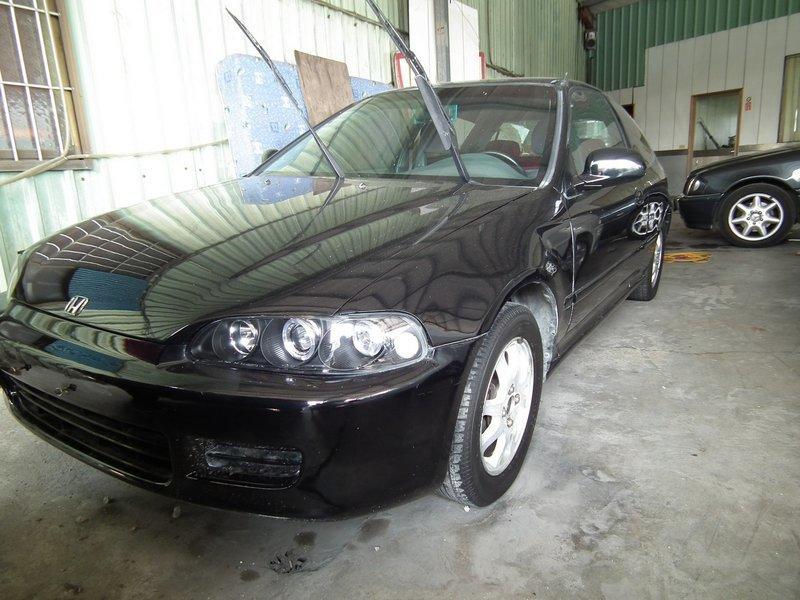 代步車 Honda 本田 喜美 Civic  3D  K6 95年  5萬5千  喜歡價錢可談