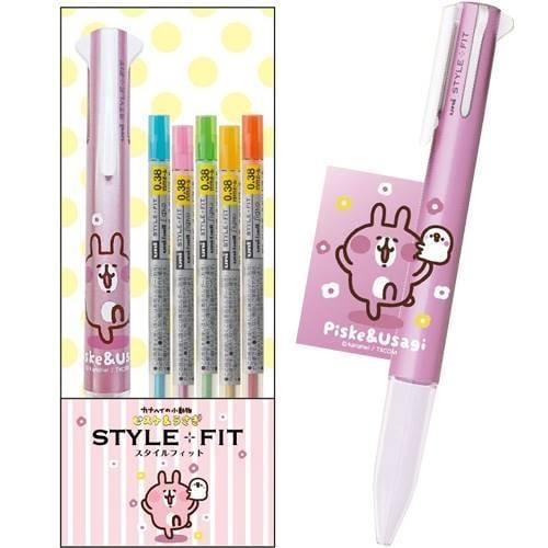 【莫莫日貨】全新 Uni 三菱 Style fit 卡娜赫拉的小動物 限定版 五色筆管 附筆芯 23759