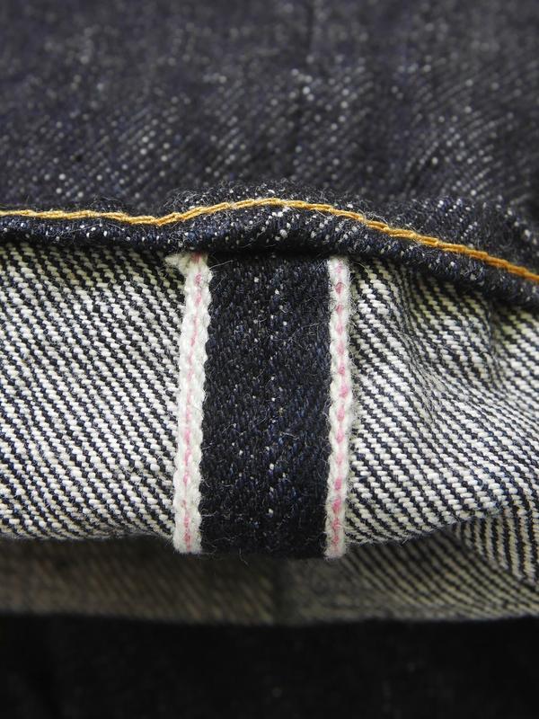 【日本職人品牌 TANUKI 】獨家代理 熱門Retro復古客製布料  16oz W28-W38