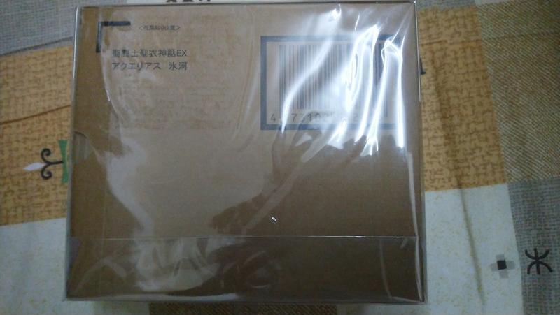 台魂 代理版 聖鬥士星矢 EX 2.0版  水瓶 冰河(含補充素體)(限680223alex補單用)