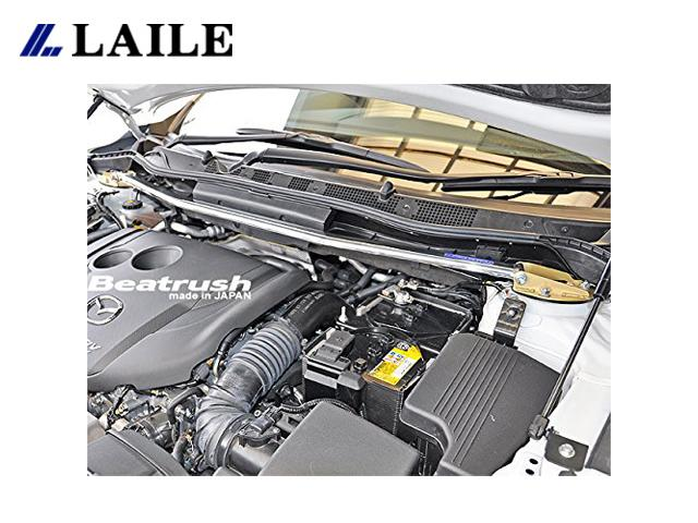 【Power Parts】LAILE BEATRUSH 引擎室拉桿 MAZDA CX-5 2013-