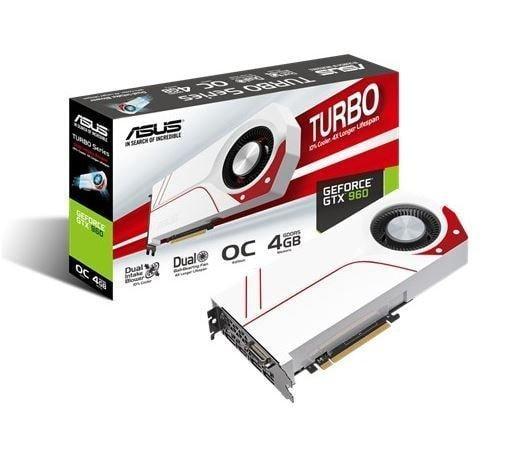 【上震科技】ASUS 華碩 TURBO-GTX960-OC-4GD5 顯示卡