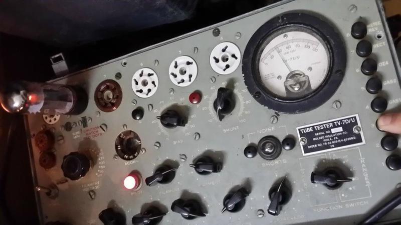 日本制真空管二手6CA7量2支一組  代賣