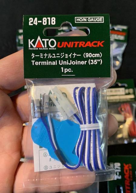 KATO N規 HO規 24-818 接片式入電線