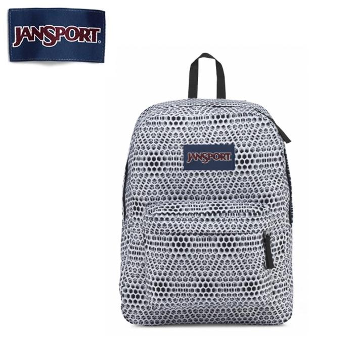【JS專賣店】JANSPORT 後背包 SUPER BREAK JS-43501 視覺白