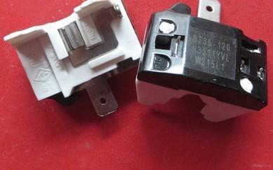 [二手拆機][含稅]冰箱 空調超載保護器 DRP 冰箱啟動器 插片式 蝶形