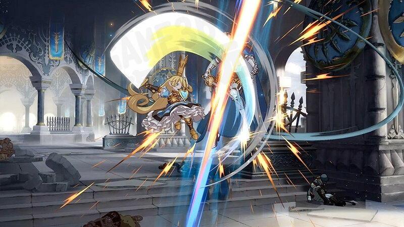 【全新未拆】PS4 碧藍幻想 格鬥遊戲 街機 GRANBLUE FANTASY VERSUS 中文版 【台中恐龍電玩】