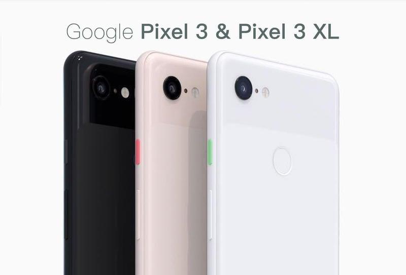 免運/保固1年/好禮三選一 谷歌 Google Pixel3 八核/5.5吋/6.3吋/64G/128G 另有賣XL版