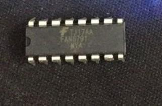 [二手拆機][含稅]拆機二手原裝 FAN7621 可直拍 積體電路IC DIP