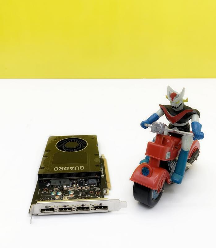 Nvidia Quadro P2000 專業繪圖卡