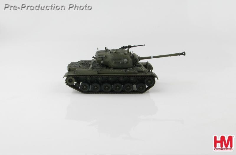 ☆全球防衛雜誌☆◆軍機飛行館◆[1/72]HM(HG3706) M46 Patton Medium Tank 7th