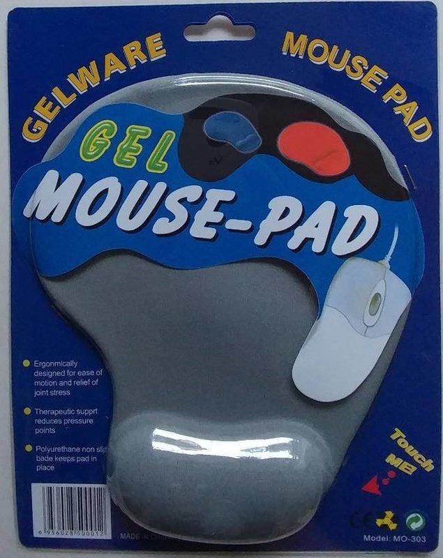 護腕滑鼠墊 紓壓滑鼠墊 人體工學設計 電玩遊戲必備