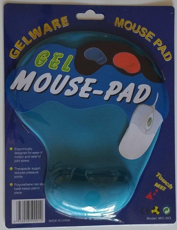 護腕滑鼠墊 紓壓滑鼠墊 人體工學設計 電玩遊戲必備 上班族良伴