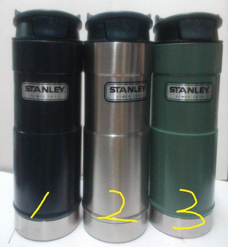 史丹利 STANLEY  不鏽鋼 環保杯 隨手杯 保冰杯 保溫杯 單手杯 三擇一 473ml 單個