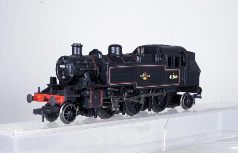 【BACHMANN】OO  英國CLASS 2MT型 2-6-2蒸汽機車頭