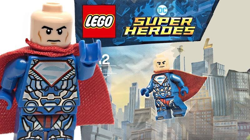 CP樂高 LEGO 30614 雷克斯 超人裝   76097參考