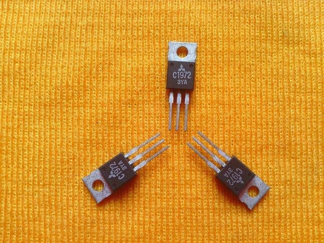 STANDARD C150 (C1971.C1972) 功率電晶體 (石仔)