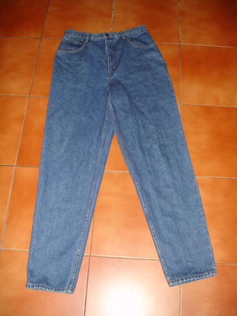 UNICORN COUNTRY 寶藍色直筒牛仔褲32腰