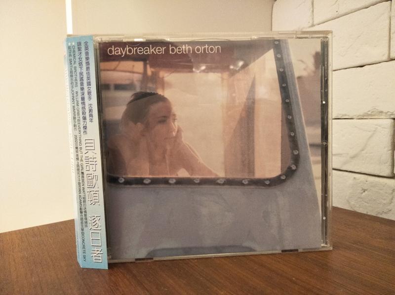 Beth Orton 2002年專輯 Daybreaker/貝絲歐頓 逐日者 歐版 附側標 歌詞