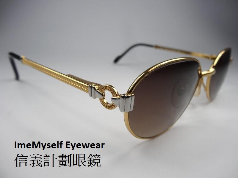 PHILIPPE CHARRIOL PCL 1 sunglasses 夏利豪 鋼索 珠寶 索鍊子 太陽眼鏡 太阳眼镜
