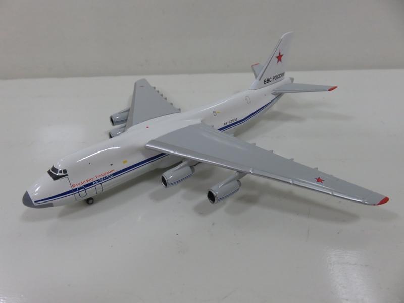 宗鑫 1/500 Herpa Wings HW530095 Antonov AN124 前蘇聯空軍塗裝