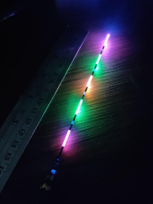 廣成釣具 2019最新電子浮標 防水 釣魚用 買一隻就送一顆435電池!!!