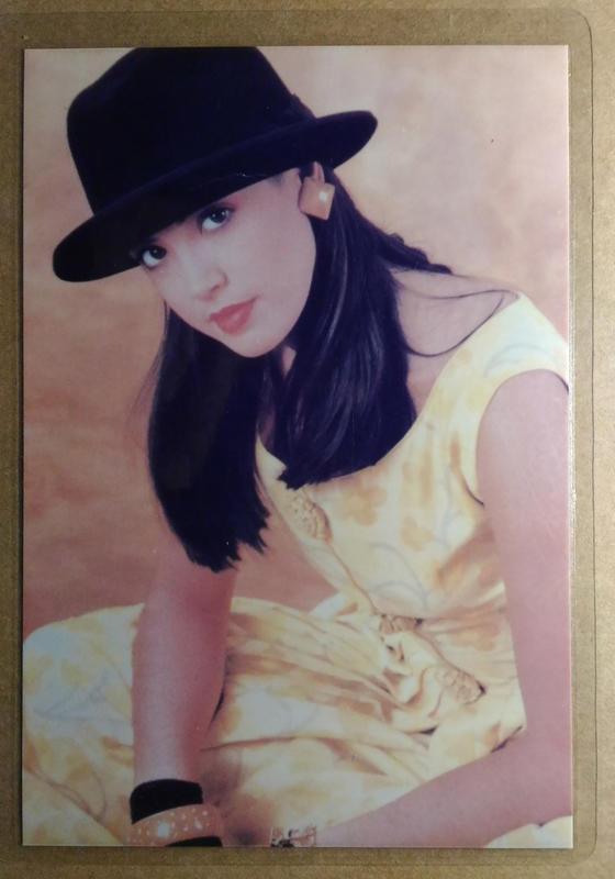 【 Debbie Gibson 黛比吉布森 】清純護貝照片 FUJICOLOR PAPER