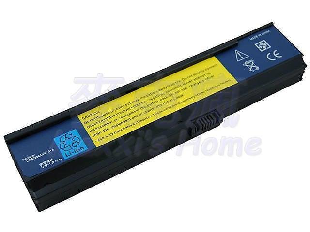 【麥克瘋】全新保固一年ACER宏碁LIP6220QUPC SY6系列筆記型電腦筆電電池6芯黑色-S003