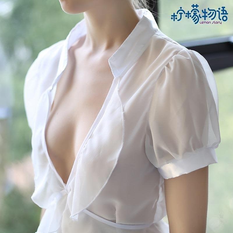 性感 睡衣 8068情趣內衣制服誘惑性感秘書裝短裙教師套裝ol扮演