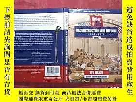 古文物英文原版書A罕見AISTORY OF US (RECONSTRUCTION AND REFORM 1865-189