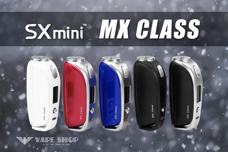 【 沃德維普】買就送果凍套 送完為止 SX mini MX MOD 絕非電子 煙 煙油