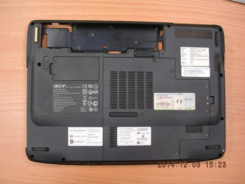 ACER ASPIRE 4520G 雙核心 獨顯 筆電  底座300元