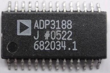[二手拆機][含稅]拆機二手原裝ADP3188 臺式主機板常用晶片