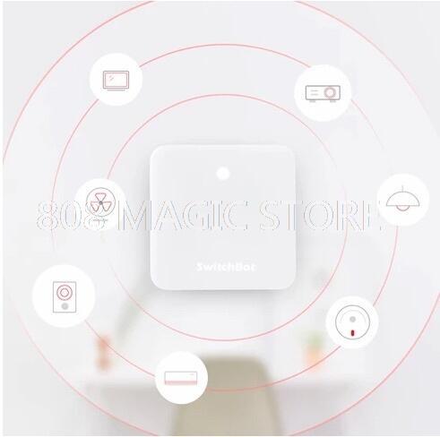 [808 MAGIC] 生活智慧王 SwitchBot Hub Mini 藍牙 紅外線 遠端 遙控 手機變身遙控器