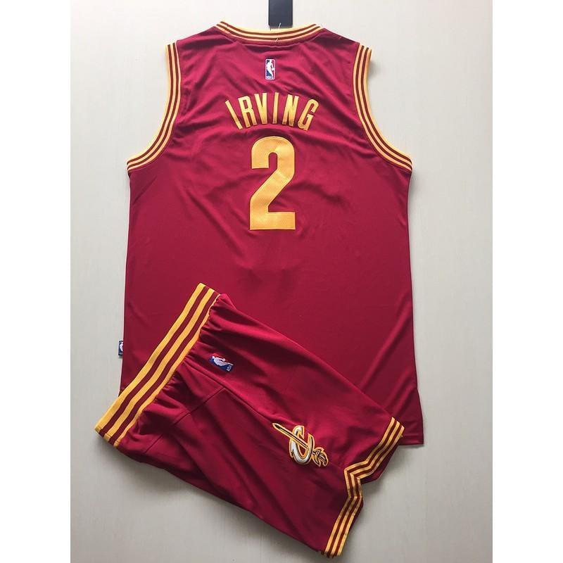 現貨  NBA 騎士隊紅 兒童球衣 厄文 IRVING 2號套裝