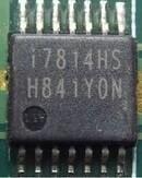 [二手拆機][含稅]I7814HS 拆機二手液晶電源晶片 貼片封裝