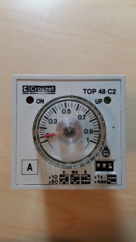 【富京電氣】Crouzet 安良 計時器
